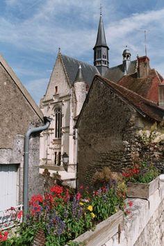Montresor, France | Chateaux Loire