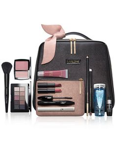 12-Pc. Beauty Box - Only $59.50 with any Lancôme purchase - Gifts with Purchase - Beauty - Macy's