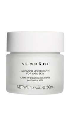 Sundari Lavender Moisturizer for Dry Skin by Sundari. $44.00. Restore the skin's moisture balance.. Lavender Moisturizer soothes even the driest skin. Emollient Lavender Extract, combined with protein rich Soybean Oil, effectively restores the skin's moisture balance while powerful anti-oxidants, Lemon Extract and Neem Extract, help the skin fight free radicals.Benefits:Skin feels moist and protected through out the dayIncreases elasticity and softens the skinRe...