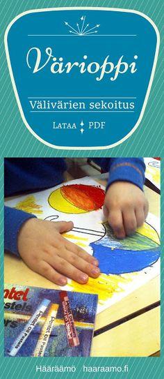 Tulosta väriensekoitusmoniste PDF
