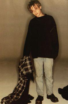 Teenage Boy Fashion, 90s Fashion, Edward Furlong, John Connor, Adolescents, Perfect Boy, Emo Boys, Poses, Beautiful Person