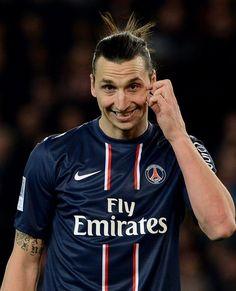 Zlatan Ibrahimovic April 21, 2013