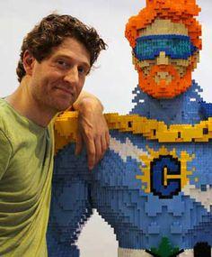 The Art of the Brick: DC Super Heroes - FERNÁN GÓMEZ CENTRO CULTURAL DE LA VILLA