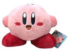 星のカービィぬいぐるみ(S) 立ちポーズ - http://anipon.pink/stuffed/?p=2806