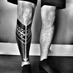 Native Tattoos, Tribal Tattoos For Men, Leg Tattoo Men, Leg Tattoos, Black Tattoos, Sleeve Tattoos, Tattoos For Guys, Tiger Tattoo Design, Tattoo Designs