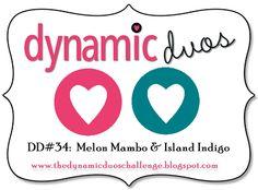 Dynamic Duos: Dynamic Duos #34 - Melon Mambo and Island Indigo