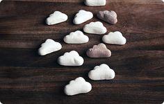 seven spoons marshmallows