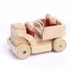 how to make wooden miniature car Miniature Cars, Cool House Designs, Wood Turning, Home Goods, Miniatures, Woodworking, Carving, Toys, How To Make