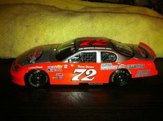 2003 Benny Parsons #72 Victory Lap Chevy Monte Carlo
