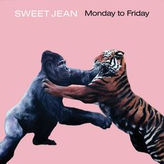 Sweet Jean - Monday To Friday (2016)