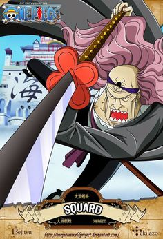 Por el momento no hay jolly roger de este personaje, en cuanto se muestre sera actualizado. There's not Jolly Roger from this character at the moment, w. One Piece - Squard Arlong One Piece, One Piece Drawing, Anime One Piece, One Piece Luffy, Manga Anime, Cool Pokemon Wallpapers, Naruto, One Piece Pictures, One Peace