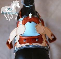 Rachel Fail Model Horse Tack: July 2014