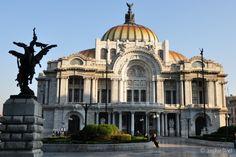 Palais des Beaux-arts, opéra de Mexico - #Mexique