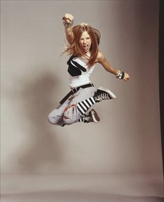 Avril Lavigne one of my favorite pictures of her