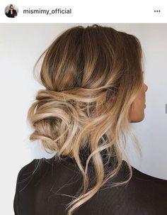 Ideas to go blonde – warm long balayage