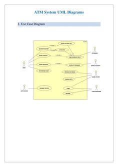 Class diagram wikipedia map pinterest class diagram atm system uml diagrams 1 use case diagram ccuart Images