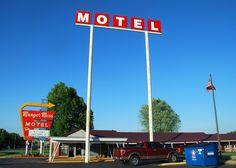 """ Munger Moss Motel "" in Lebanon Missouri   "" Route 66 on My Mind "" http://route66jp.info Route 66 blog ; http://2441.blog54.fc2.com https://www.facebook.com/groups/529713950495809/"