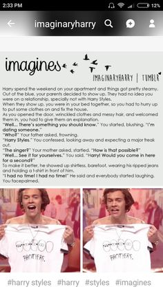 1561 Best HARRY STYLES - IMAGINES images in 2019 | Harry styles