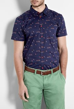 This Marc by Marc Jacobs shirt is the perfect Spring shirt. Thanks My-wardrobe.com