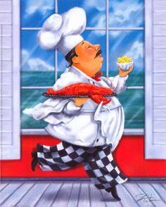 Motivos , ideias e cia: Cozinheiro