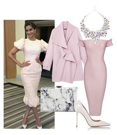 """""""Classic Look"""" by rhmz on Polyvore featuring Gianvito Rossi, Balenciaga, Vince, women's clothing, women, female, woman, misses and juniors"""