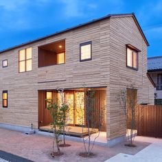 君島弘章建築設計事務所의 주택