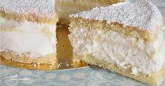 Torta Paradiso in versione fredda molto facile e adatta ad ogni occasione. Scoprirete la ricetta di una farcia gelato davvero speciale, guardate qui