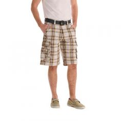 Lee Mens Wyoming Cargo Shorts - Caramel - Mills Fleet Farm