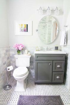 Décoration WC toilette : 50 idées originales | Decoration and Deco