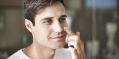 Why night creams are the ultimate no-fuss, no-muss male grooming product. #skincare #men