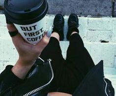 Coffe always first