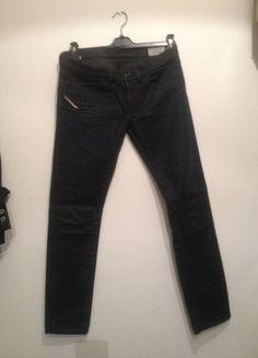 A vendre sur #vintedfrance ! http://www.vinted.fr/mode-femmes/jeans/18932766-jean-diesel-t-29