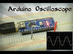 Arduino Oscilloscope Under 5 $ - 3 Channel : 5 Steps