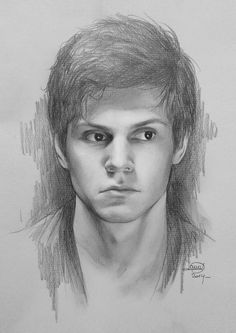 #evanpeters #sketch #ahs