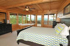 Sevierville Vacation Rental - VRBO 3489529ha - 3 BR East Cabin in TN, 3 Bedroom Log Cabin in Brothers Cove Area. Sleeps 8. Great Cabin with ...