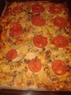 2015 (07.02) Πίτσα σπιτική