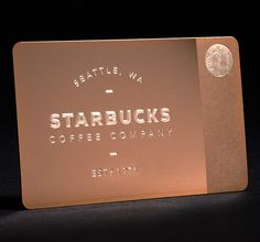 Um yes, How do I obtain this? The Limited-Edition Metal Starbucks Card~ Miss Millionairess