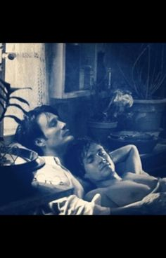 Nap after catching their dinner ^^ Domestic!Hannigram Murder Husbands