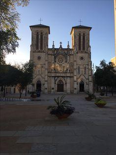 San Fernando Cathedral, San Antonio, Texas.