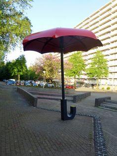 """Rotterdam-Ommoord """"De Paraplu"""""""