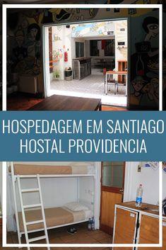 Dica de hospedagem em Santiago, Chile, América do Sul, viagem, mochilão, hostel, Providencia, onde ficar em Santiago