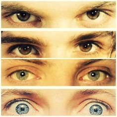 Coldplay eyes. I'm sorry but, how are Chris's eyes like THAT. I mean, is that even real?