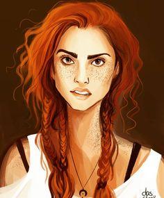 Ginny Weasley... perfection!