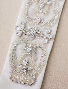 Bridal Accessory Available for a Limited Time at Ella Park Bridal | Newburgh, IN | 812.853.1800 | Bel Aire Bridal - Style BT006