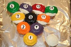 Cub Scout Cake Bake idea