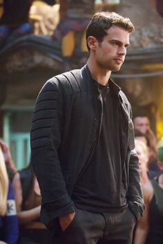 Exclusive: 15 Sexy Theo James Pictures That Will Make You Swear Allegiance to…