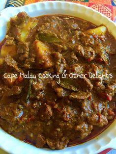 Gheema (Beef) Curry
