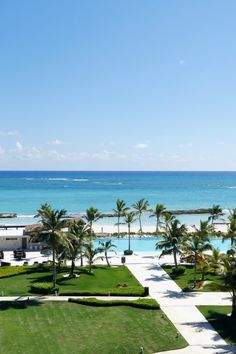 Alsol del Mar is Cap Cana's newest hotel, with suites looking out onto a white sand beach. #Jetsetter