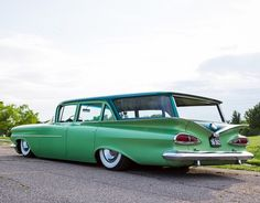 41 Best 1959 60 Chevy Images On Pinterest Cool Cars Station Wagon