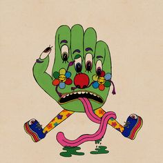 When I Was Done Dying by Dan Deacon